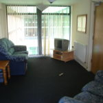 Refuge living room